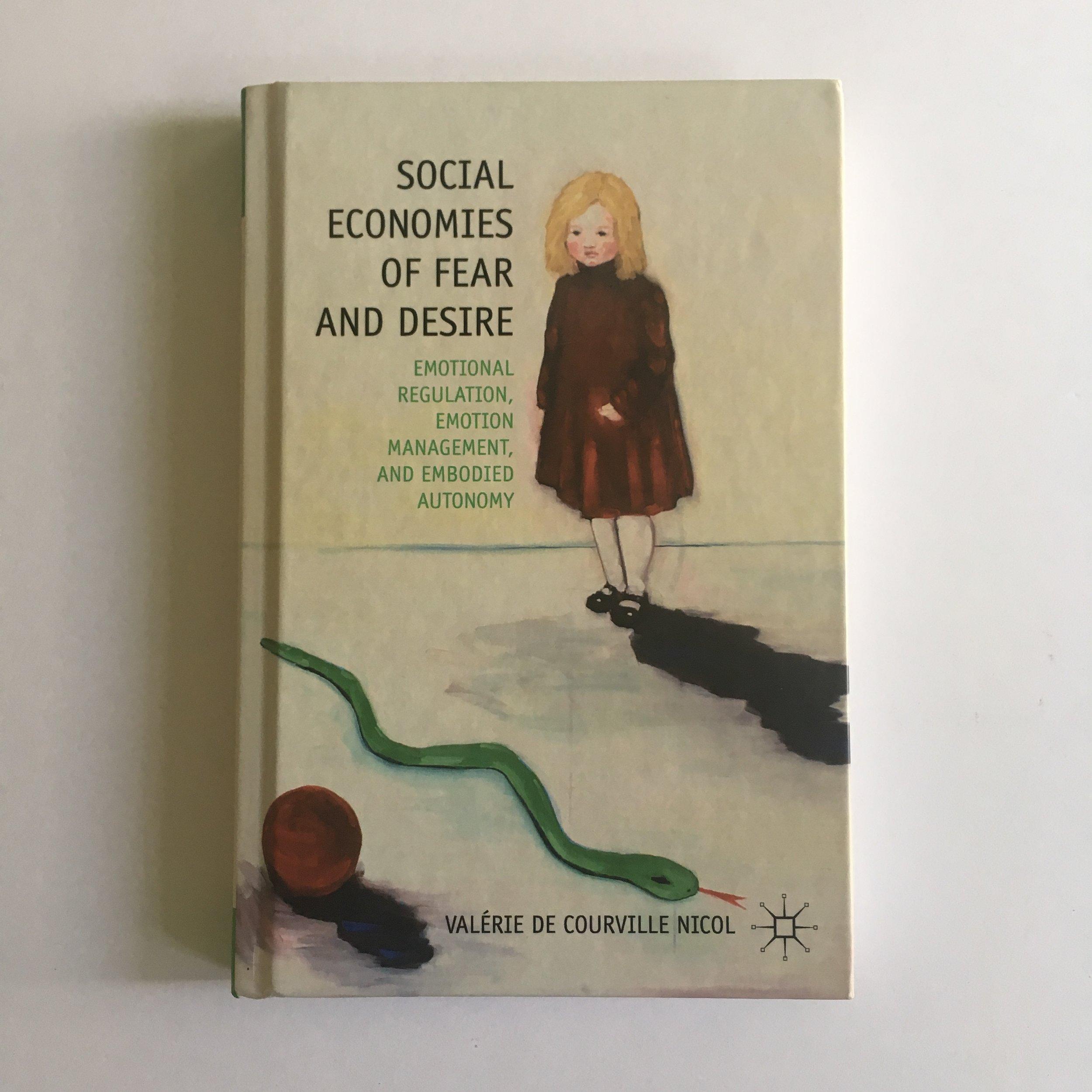 Social Economies - Valerie de Courville Nicol