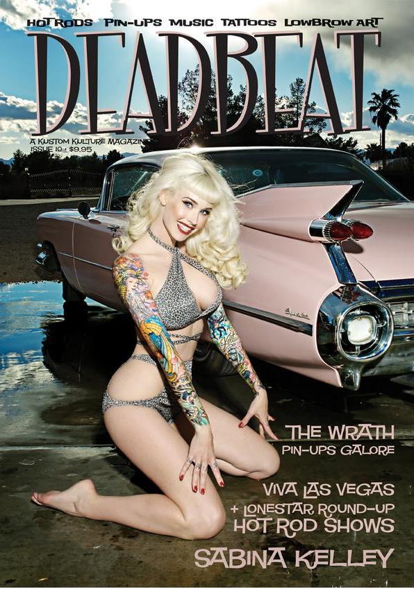 DeadBeat Magazine cover (au) 2009.jpg