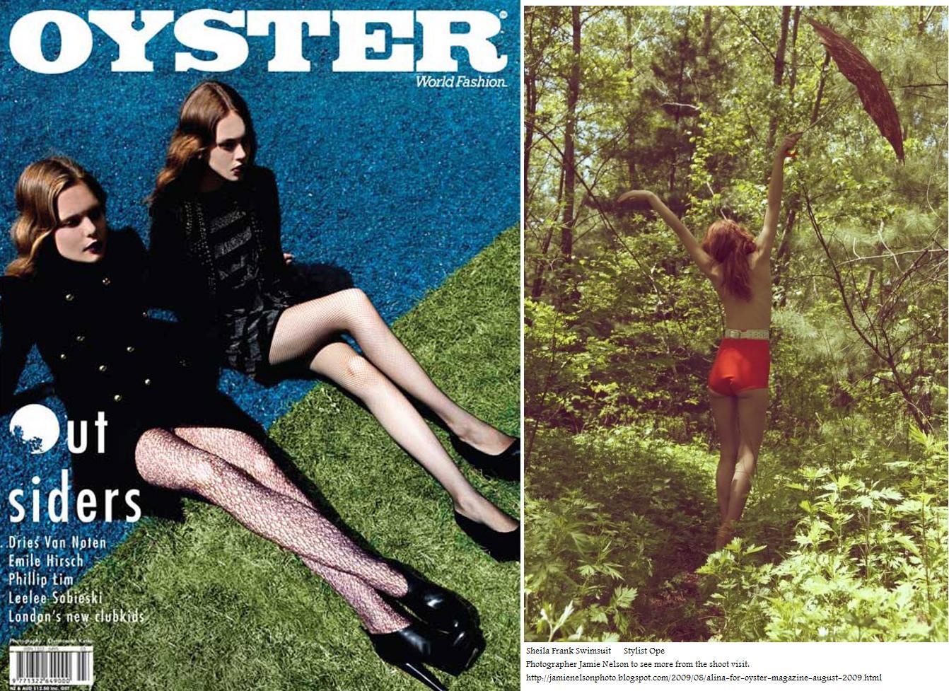Oyster Magazine (au) 2009.jpg