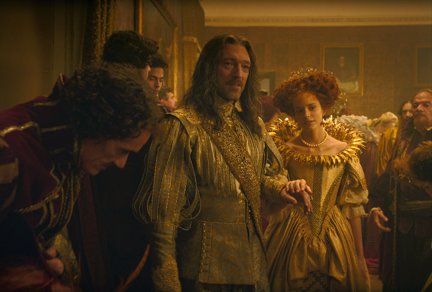 Vincent Cassel in  Tale of Tales  (2015).