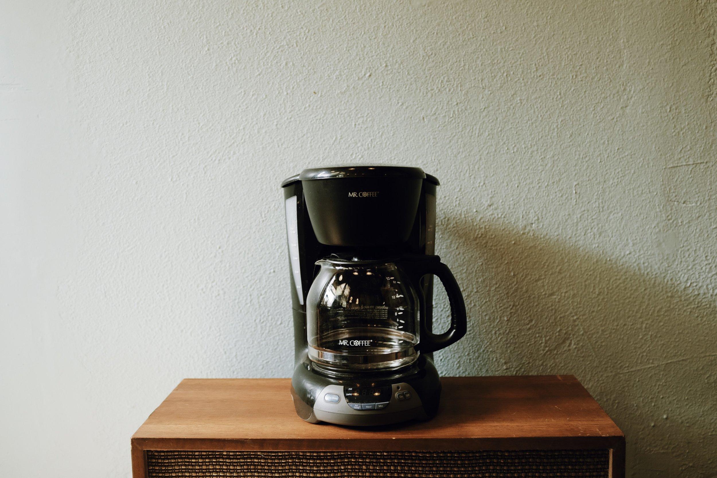 mr. coffee -