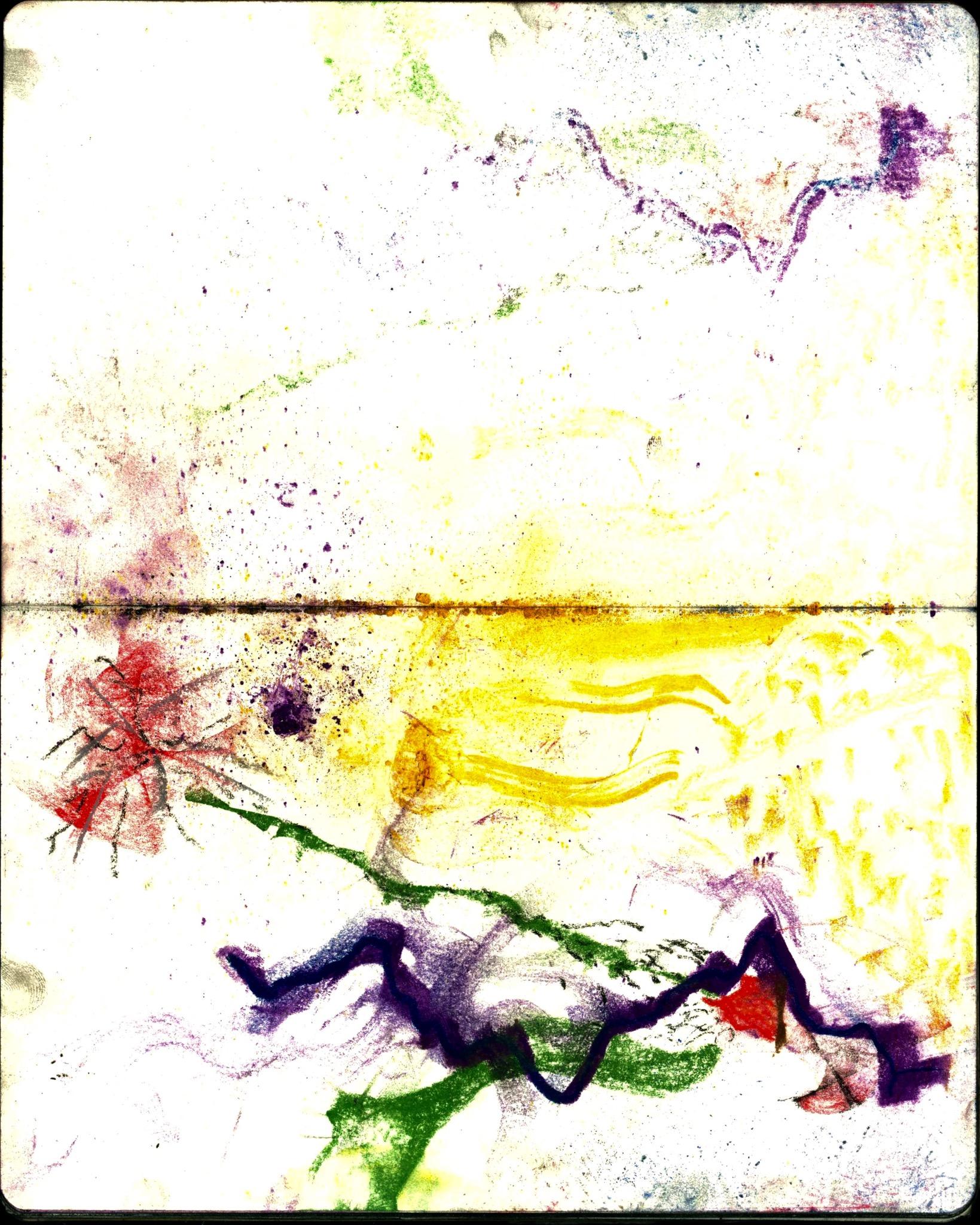 The reaction mixture; an emotion, a politic, a molecule