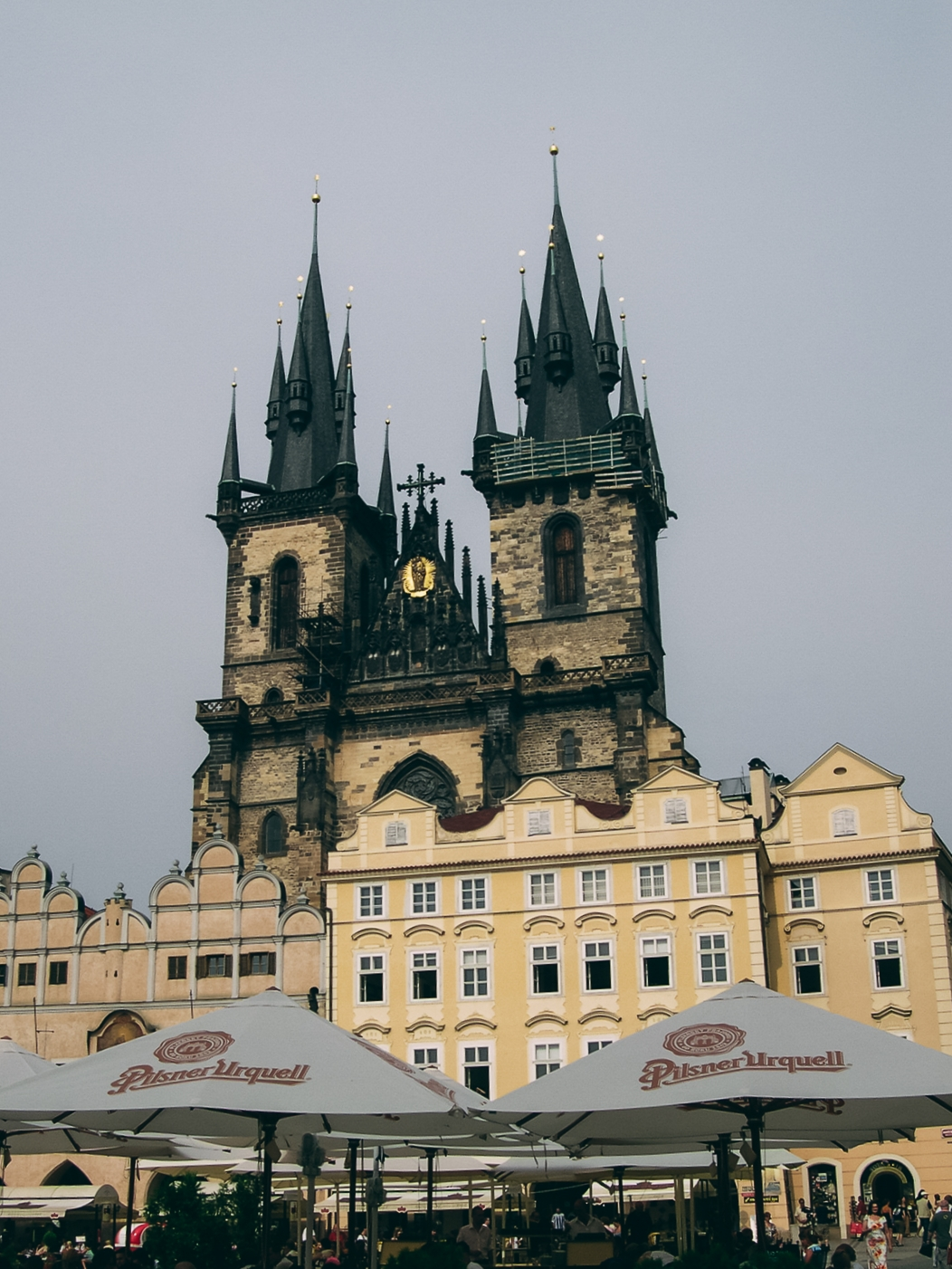 Notre Dame de Týn à Prague