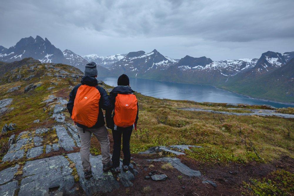 panoramiques de Norvège