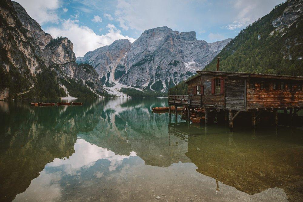 beaux lacs