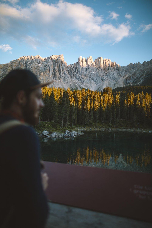 reflet beaux lacs