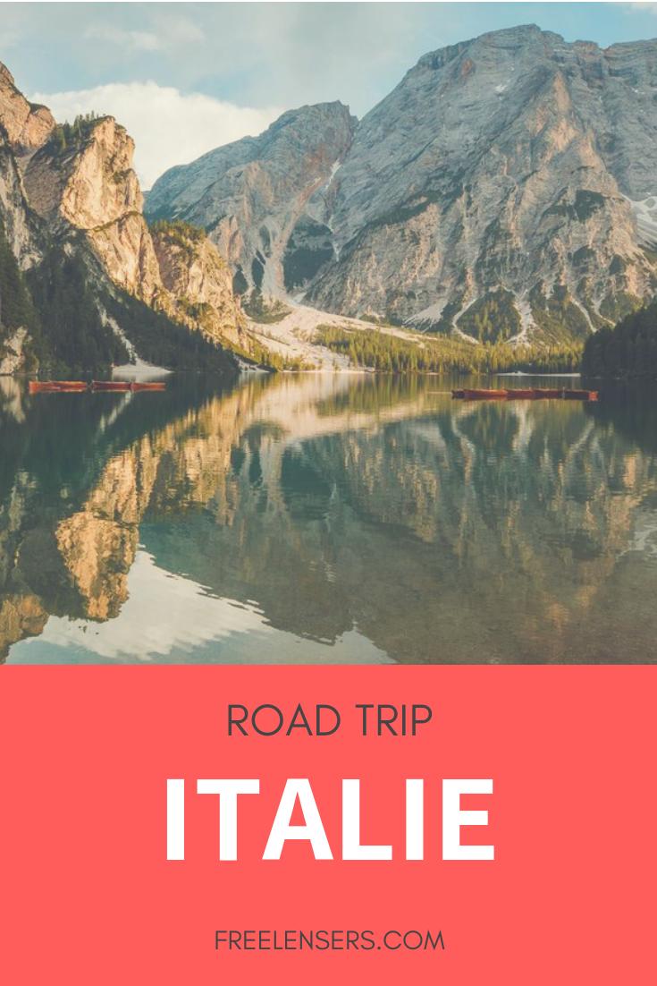 dolomites italie road trip italie