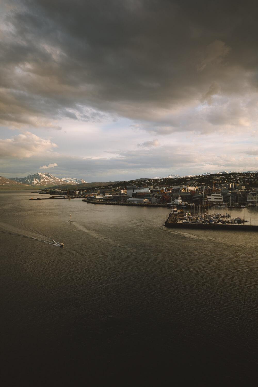 fjord depuis le pont