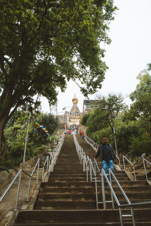 Refaire Escalier Trop Raide que faire à katmandou ? visiter la capitale du népal — blog
