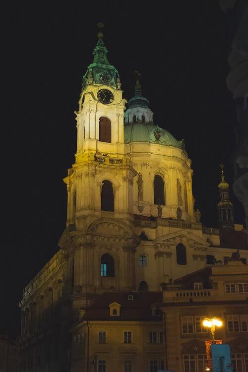 Église Saint-Nicolas de Malá Strana