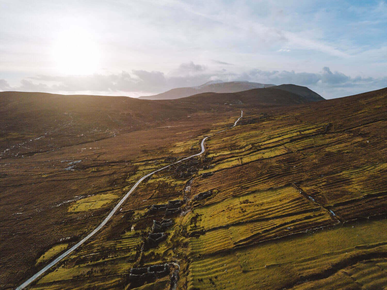 wild atlantic way irlande