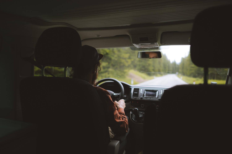 road trip en irlande voiture