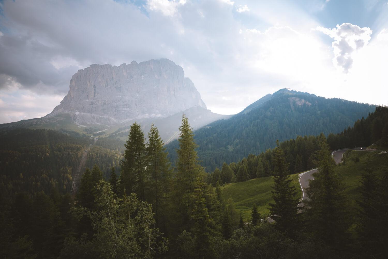 routes panoramiques italie