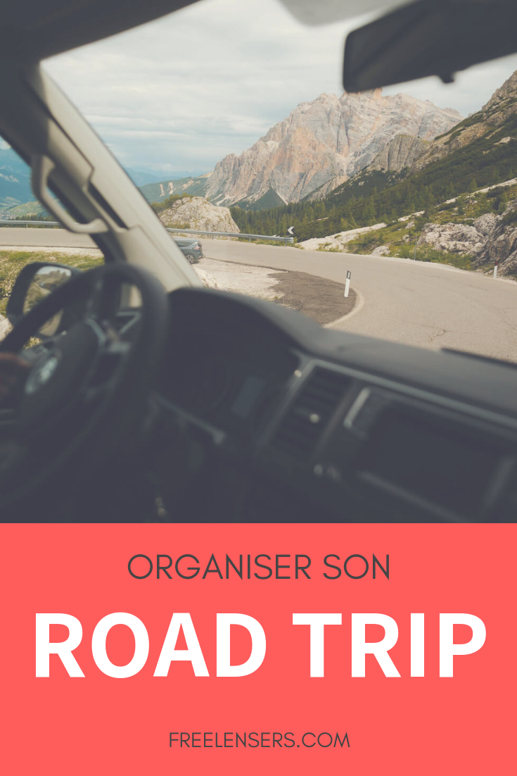 comment organiser son road trip ?