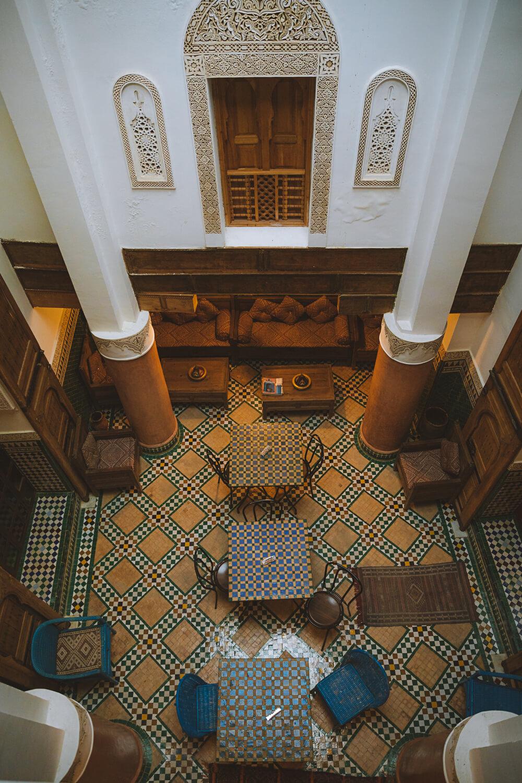 hotel medina fes