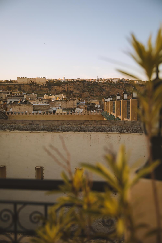 location chambre maroc