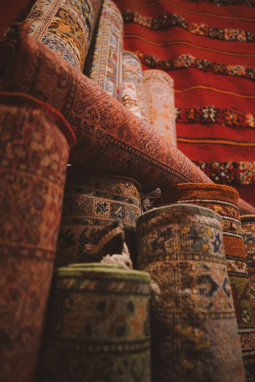 acheter tapis maroc