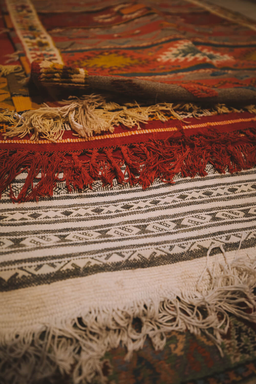 tapis berbere fez