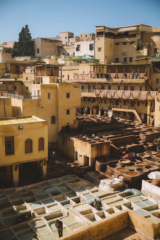 3 jours nord maroc
