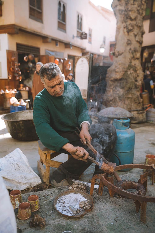 souk artisan fes