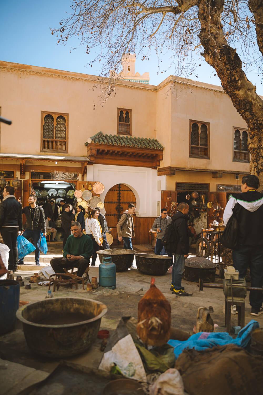 capitale artisanat marocain