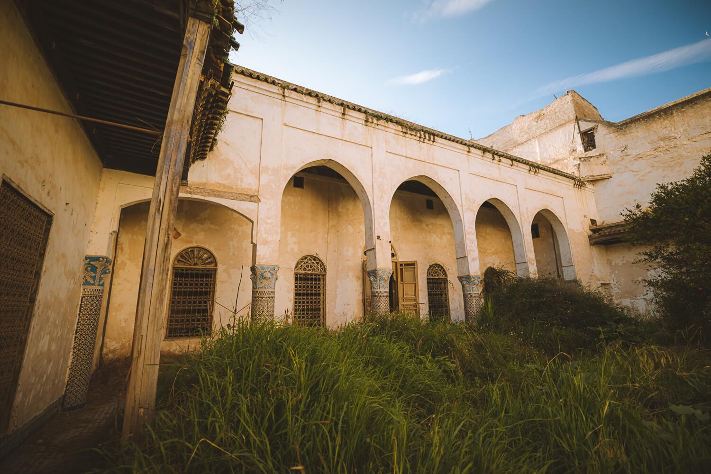 palais chergui visiter 3 jours