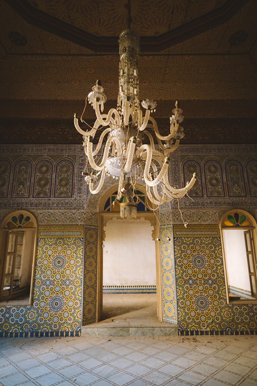 visiter palais marocain