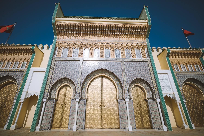 palais royal maroc