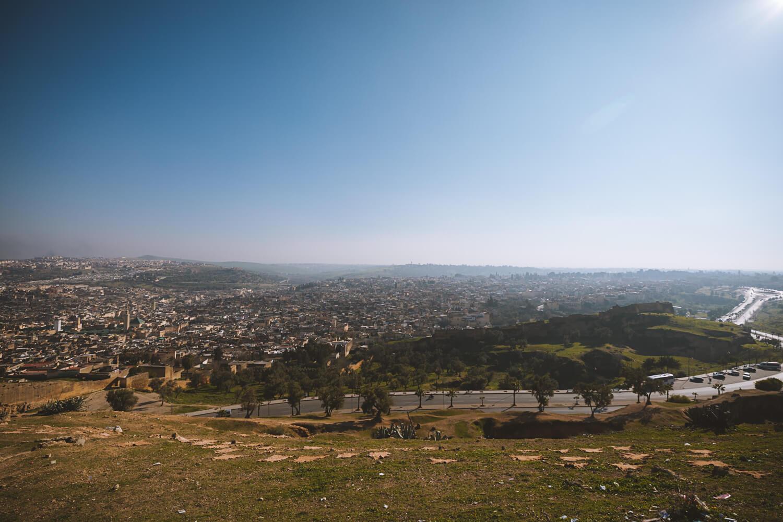 panorama borj nord