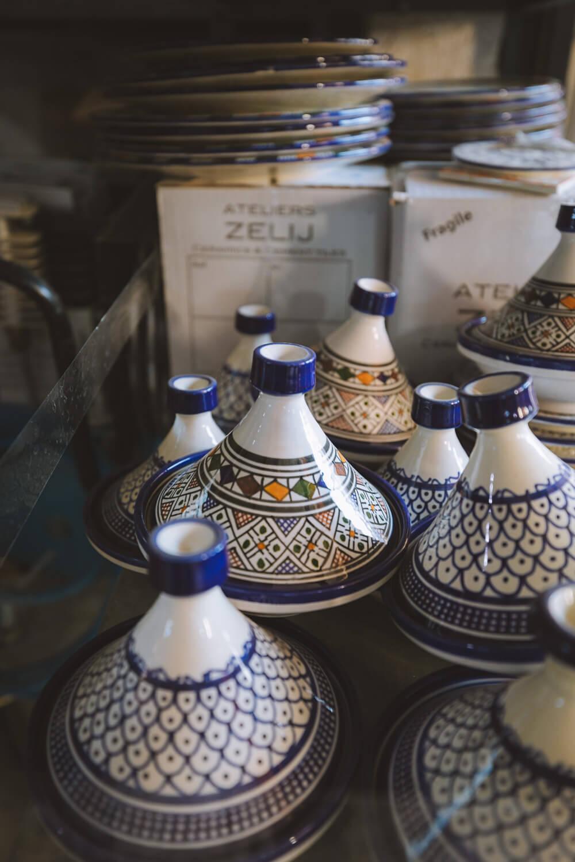 acheter poteries maroc