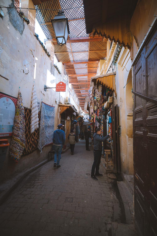 medina fes souk