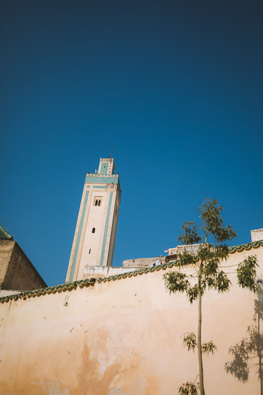 minaret maroc