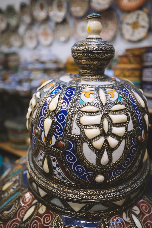 ceramique berbere maroc