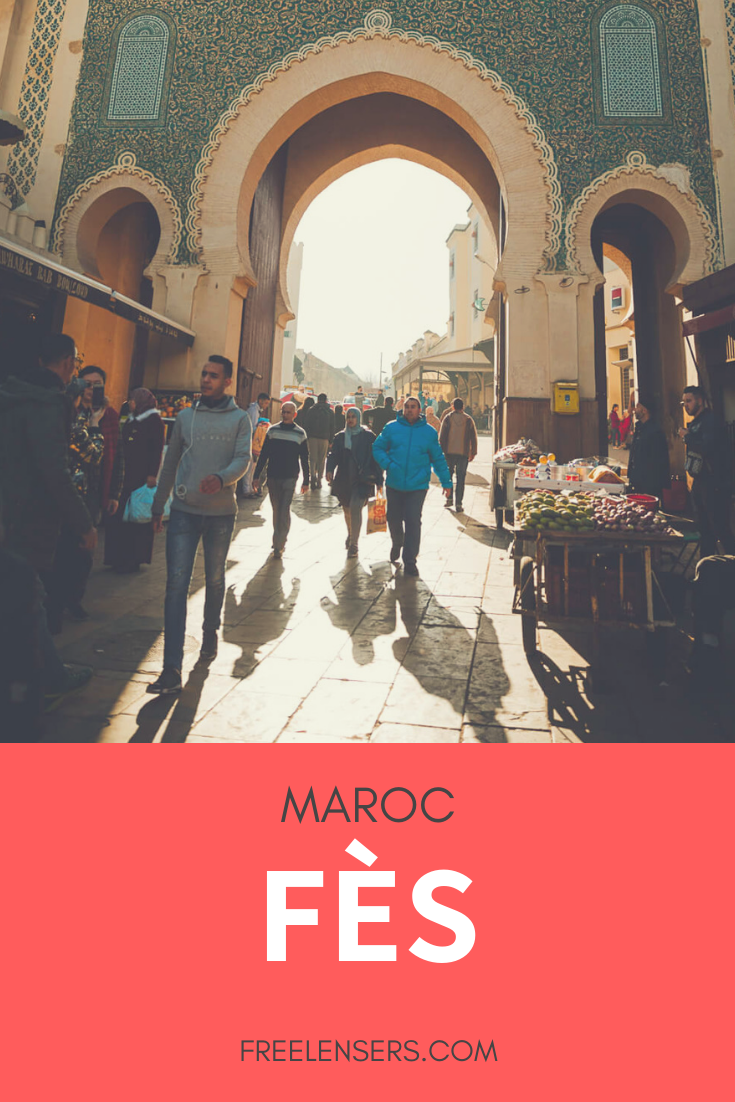 Visiter Fès et sa médina en 3 jours
