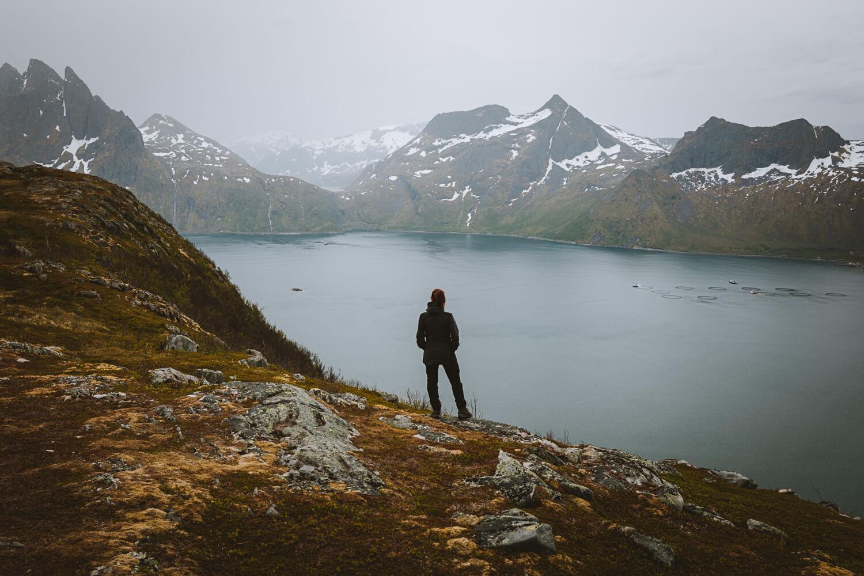 panorama fjord norvege segla