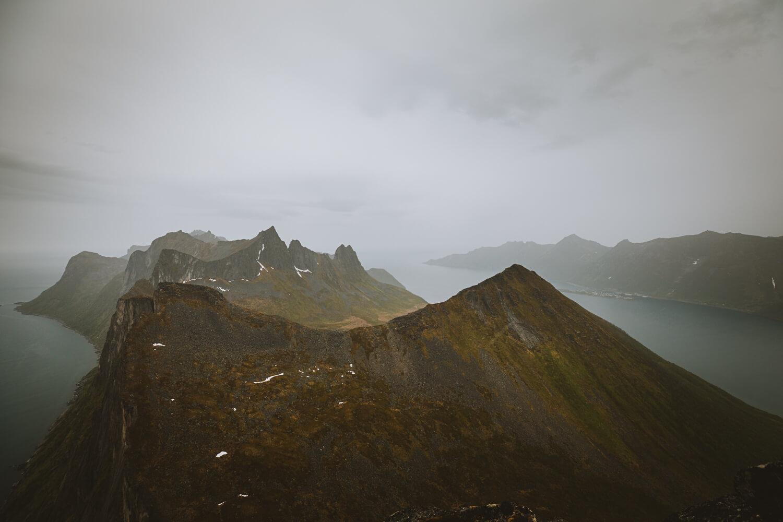 paysages nord norvege