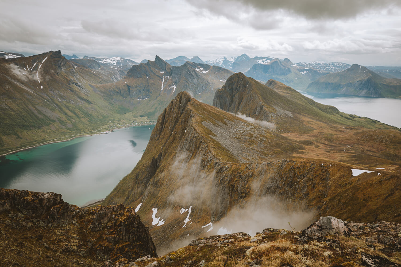 paysage ile de senja
