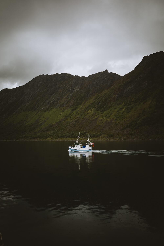 bateau de peche senja