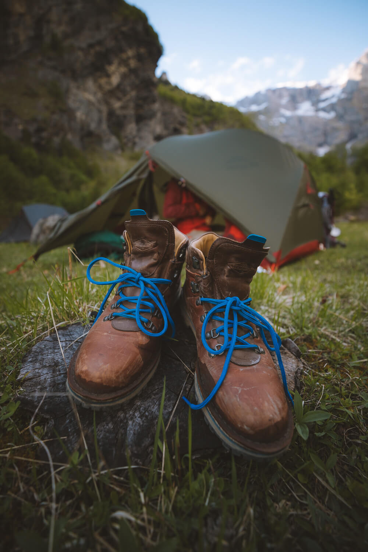 chaussures de randonnee merrell