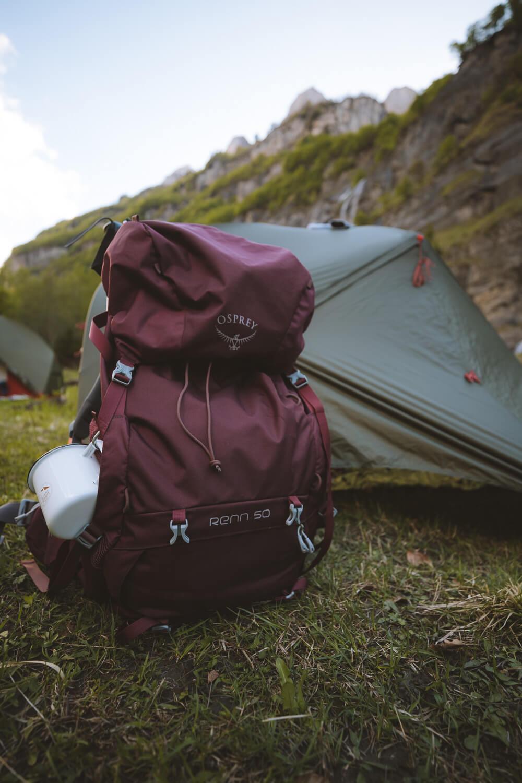 sac de randonnee osprey
