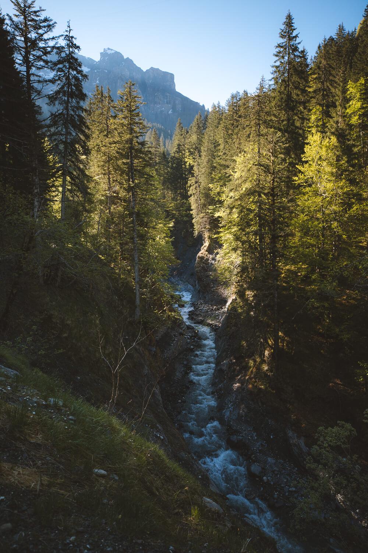 cascade haute savoie