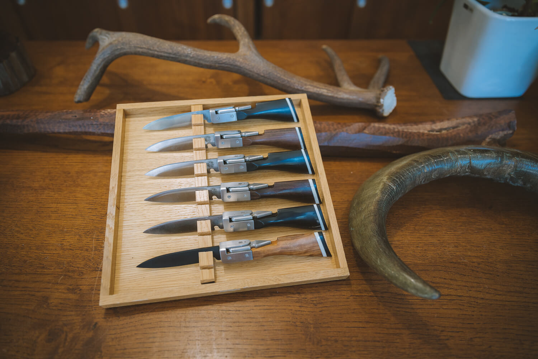 couteaux vendus a thiers