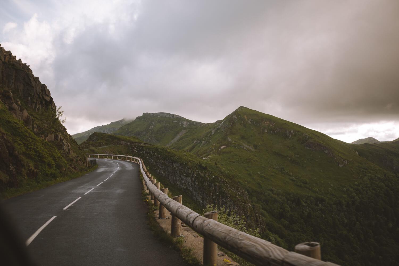 route du cantal