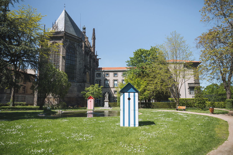 sainte chapelle riom