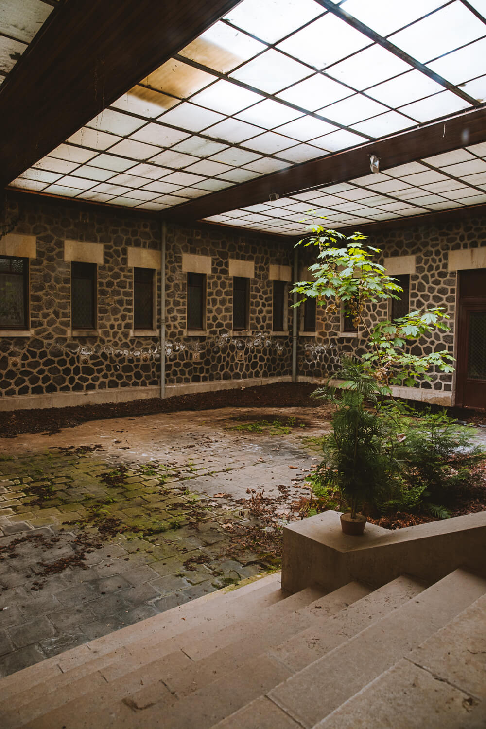 patio grands thermes