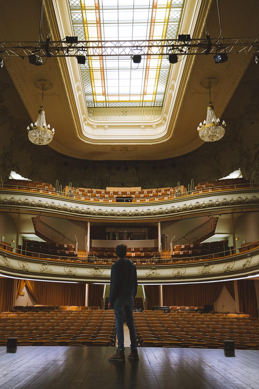 theatre de chatel guyon