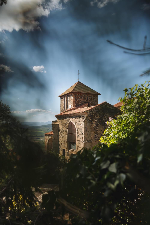 chapelle usson reine margot