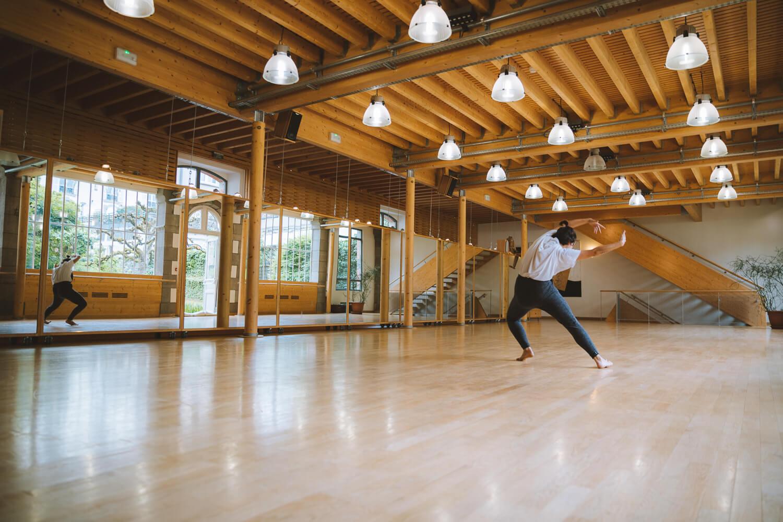 danseuse manufacture aurillac