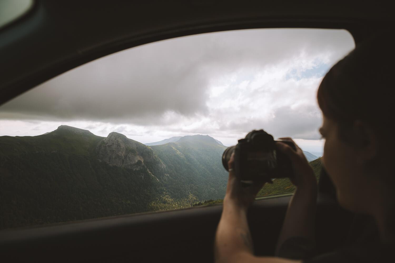 prendre des photos en auvergne