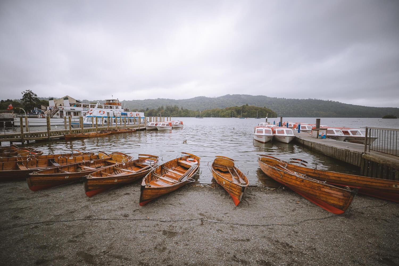 location de kayak lake district